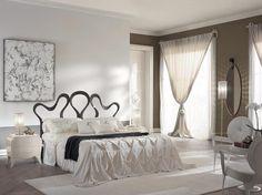 Novità in casa Cantori, il #letto Nastro dove il rigore si unisce al gesto e si trasforma in oggetto!
