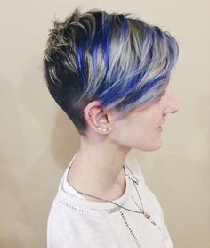 Short Hair - Stylish Short Hairstyles 2015... Like cut, not fond of the color...
