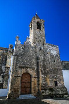 Iglesia Parroquial del Divino Pastor, Vejer de la Frontera. Cádiz.