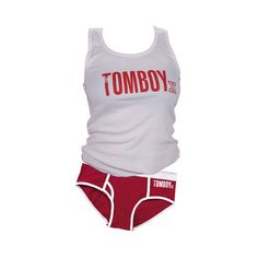 TomboyX Tank and Briefs - Combo | TomboyX – Tomboy Clothing for Active, Independent Women