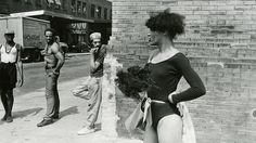 """Meatpacking District's """"Drag Queen Stroll"""" in the 80s 