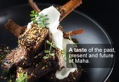 A Taste Of The Past at Maha Melbourne, The Past, Australia, Eat, Breakfast, Desserts, Food, Postres, Deserts