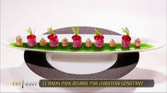 Le radis beurre par Christian Constant