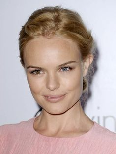 More Pics of Kate Bosworth Retro Updo Nude Makeup, Beauty Makeup, Hair Makeup, Hair Beauty, Nude Lip, Most Beautiful Eyes, Beautiful People, Naturally Beautiful, Pretty People