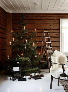5 vinkkiä, joilla luot satumaisen kauniin joulun luonnonmateriaalein