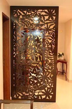 Image result for painel vazado sala