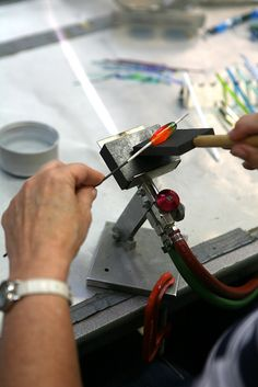 Glass Class at the Folk School by John C. Campbell Folk School, via Flickr