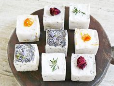 Make homemade bath bombs without citric acid from ingredients you can find at the grocery store. You can custom make all kinds of recipes.