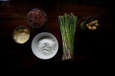 Parisienne Gnocchi and Asparagus