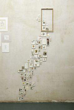 Falling #home #decor #diy