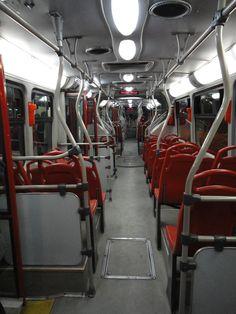 Transmilenio Bus ~ Public Transportation in Bogota, Colombia