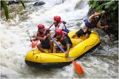 Outbound | Gathering | Team Building | Rafting | Offroad: SERUNYA BERARUNG JERAM DI KALI BARU - BOGOR
