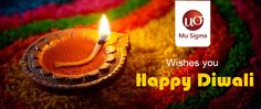 Mu Sigma wishes you all a happy and safe Diwali!