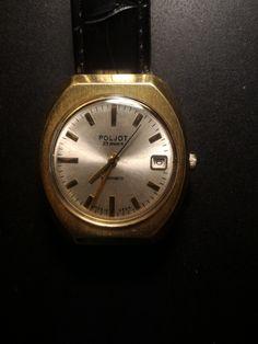 Poljot Automatic Vintage Russian Watch