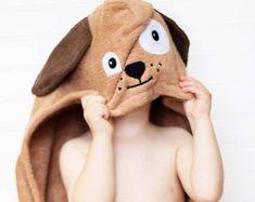 Yikes Twins Unicorn Hooded Towel | Etsy Swim Lessons, Beach Kids, Polar Fleece, Rainbow Colors, Baby Animals, Hoods, Little Girls, Unicorn, Twins