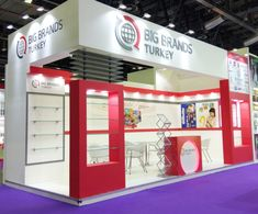 Exhibition Stand Builders In Abu Dhabi : Best event and exhibition stand builder contractor and