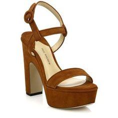 67306e6d705 Image result for paul andrew stanton suede platform sandals