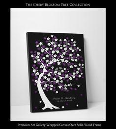 Custom Wedding Guest Book Tree  Wedding by WeddingTreeGuestbook, $64.00
