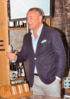 Marco Fasoli - Olive Oil Expert