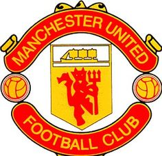 Manchester United want to restore the words 'Football Club' to their club badge after 15 years, in the hope of dispelling the image that the Glazers are only interested in United as a business. Manchester United Stadium, British Football, Football Team Logos, Soccer World, Soccer Shirts, Premier League, The Unit, Club, Badges