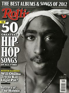 New 2012 2 Pac Rolling Stone Mag Vintage Tupac Rap Hip Hop Songs, Hip Hop Rap, Tupac Shakur, Rolling Stones, Rolling Stone Magazine Cover, Magazin Covers, San Diego, Best Rapper, American Rappers