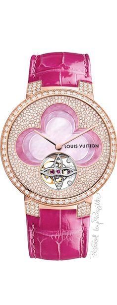 Regilla ⚜ Una Fiorentina in California fortunate galaxy Louis Voitton Fine Watches, Cool Watches, Watches For Men, Trendy Watches, Louis Vuitton Watches, Ring Watch, Fuchsia, Beautiful Watches, Luxury Jewelry