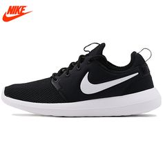Original NIKE New Arrival 2017 Spring Breathable ROSHE TWO Men s Running  Shoes Sneakers  Affiliate 1328a3996