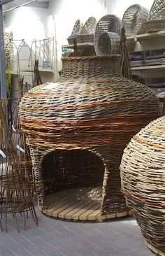endless possibilities from a willow and alder forest!