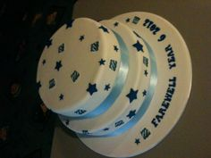 Year 6 Farewell Cake
