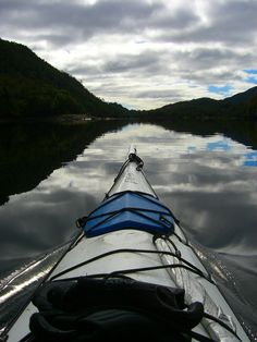 Travel by kayak