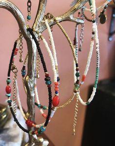 Seed Bead Bracelets, Ankle Bracelets, Seed Beads, Bangles, Beaded Choker, Beaded Jewelry, Handmade Jewelry, Beaded Necklaces, Jewellery