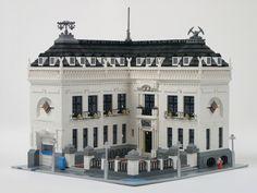 Modular Dutch Police Station