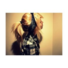 Indie scene hair picts found on Polyvore