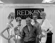 Last week our amazing team joined the legendary Andrew Barton for a very inspiring event @redken!