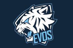 Bruno Mobile Legends, Logo Esport, Zentangle, Esports Logo, Mobile Legend Wallpaper, Retro Logos, Game Logo, Dota 2, Anime Neko