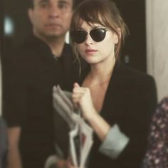 Dakota in Toronto Today. Ps Good Afternoon Guys!!! September 12, 2015  #DakotaJohnson #Dakota #Johnson #Dakoholic #TeamDakota #TeamFifty  #JamieDornan #FiftyShadesofGrey  #fsog #50ShadesofGrey  #50Shades #FiftyShades #Shades #Fifty #Grey #FiftyShadesMovie #Queen #DakotaJohnsonObsessed #AnastasiaSteele #AnaSteele #AnastasiaGrey #AnaGrey #MissSteele #MrsGrey #LatersBaby #MrGreyWillSeeYouNow #HowToBeSingle #BlackMass #ABiggerSplash