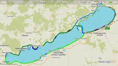 Balatoni Bringakör 24 térképes alternatív útvonaljavaslattal - ahogy mi szeretjük | Balatontipp Hungary, Map, Location Map, Maps