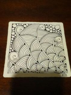 Zentangle Weaving swirls by Furballl on DeviantArt Drawing Practice, Zentangles, Pattern Art, Swirls, Tangled, Journals, Weaving, Doodles, Deviantart