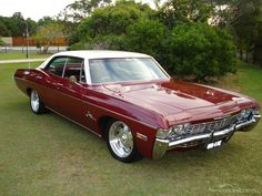1968 CHEVROLET IMPALA...Brought to you by #CarInsurance at #HouseofInsurance in Eugene, Oregon. CLICK the PICTURE or check out my BLOG for more: http://automobilevehiclequotes.tumblr.com/#1506212053