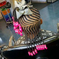 Toddler Braided Hairstyles, Toddler Braids, Cute Little Girl Hairstyles, Black Kids Hairstyles, Little Girl Braids, Natural Hairstyles For Kids, Baby Girl Hairstyles, Black Girl Braids, Boy Braids