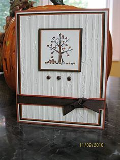 A Tree for all Seasons by stinkincute - Cards and Paper Crafts at Splitcoaststampers