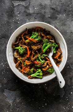 Tempeh, Tofu, Chicken Wing Flavors, Golden Rice, Stir Fry Sauce, Sunday Roast, Rice Vinegar, What To Cook, Cauliflower Rice