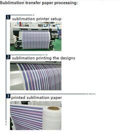 #Dye Impresión de la sublimación de la sublimación con #Transfer #Paper http://feiyuepaper.com/news/item_14608.html