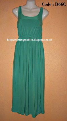 Simple Maxi Dress  http://www.soeursgoodies.kingeshop.com/D66-Simple-Maxi-Dress-bbaaaacma.asp?v1=D66&v3=0