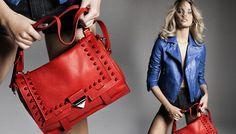 Il fashion brand Orciani ha presentato un ricco catalogo borse per la primavera estate 2015 con protagonisti di accessori che primeggiano per originalità e ricercatezza, puntando su un'estetica tre...