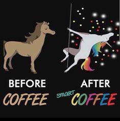 Before coffee. After SMART coffee. What if your coffee could improve your mood, increase your memory and focus, decrease your appetite and cravings, and reduce the effects of stress/anxiety? It can, try Smart Coffee today! Happy Coffee, Coffee Is Life, I Love Coffee, My Coffee, Coffee Drinks, Coffee Beans, Coffee Shop, Coffee Company, Coffee Time