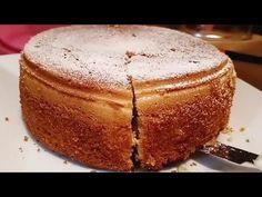 Sólo con 1 HUEVO🥚 y en 10 Minutos. Este Bizcocho me tiene enamorada. - YouTube 1 Egg, Sponge Cake, Muffins, Cupcakes, Bread, Ethnic Recipes, Yogurt, Desserts, Youtube