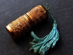 Brass Needle Holder