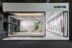 Durstone - Stand Cersaie 2017 //