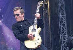 Interview: Billy Duffy: Captain Riffs from Premier Guitar magazine #TheCult